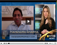 Mahendra SHarma on Kitco