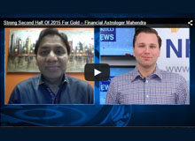 Strong Second Half Of 2015 For Gold – Mahendra Sharma on  Kitco News